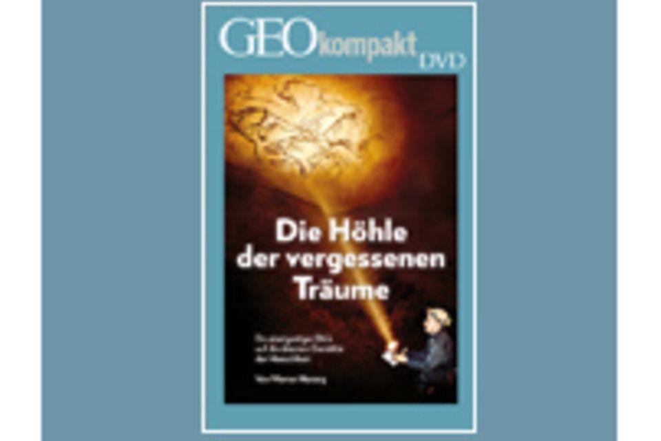 GEOkompakt-DVD: Die Höhle der vergessenen Träume