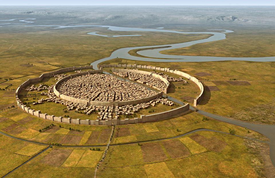 Wissens-Transfer: Mari, 1800 v. Chr., heutiges Syrien