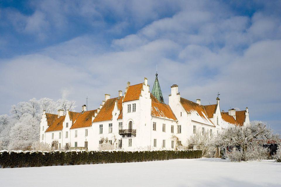Schweden: Jul-Zeit in Schonen