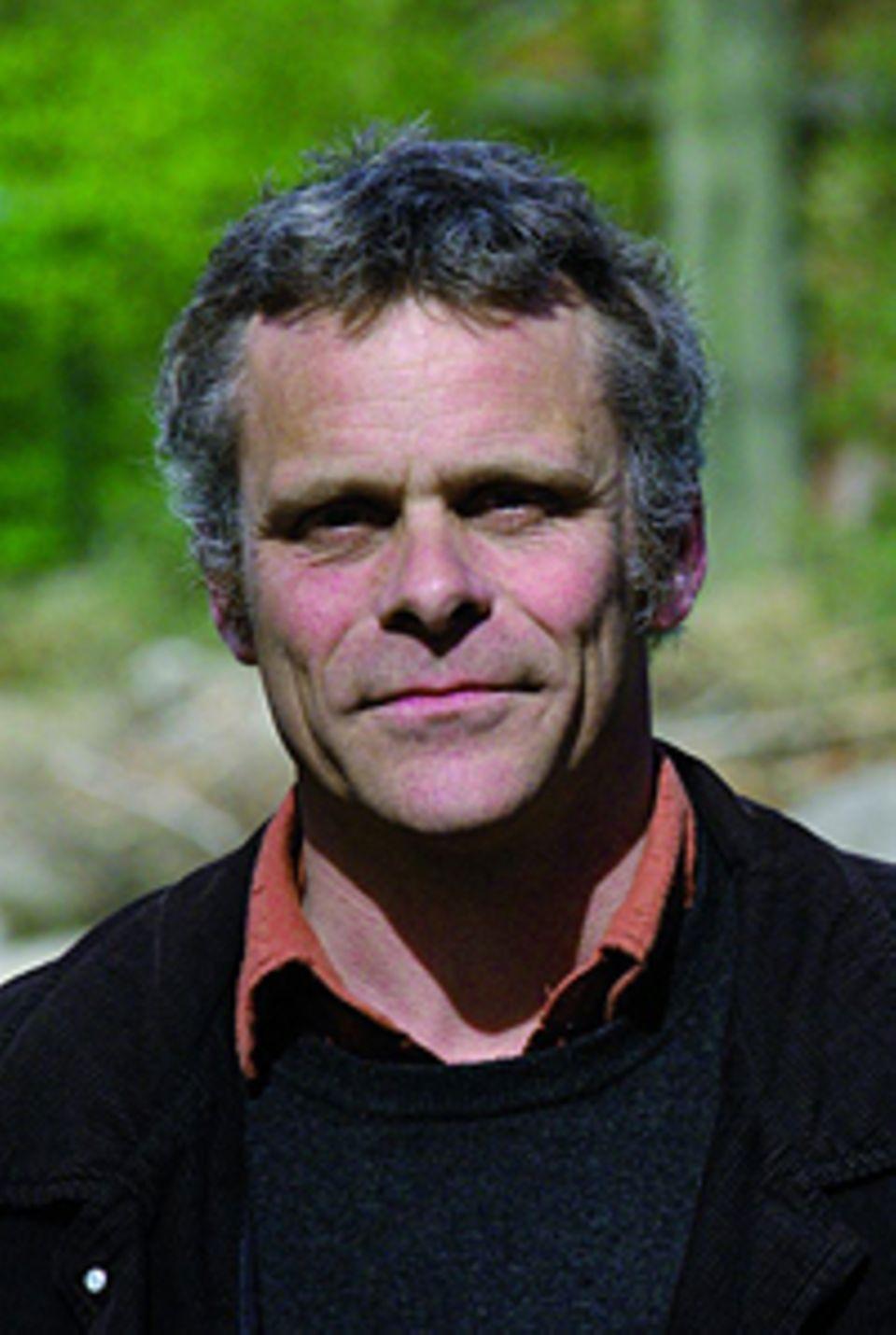 Diskussion: Dag Encke ist Direktor vom Tiergarten Nürnberg und spricht sich für Zoos aus