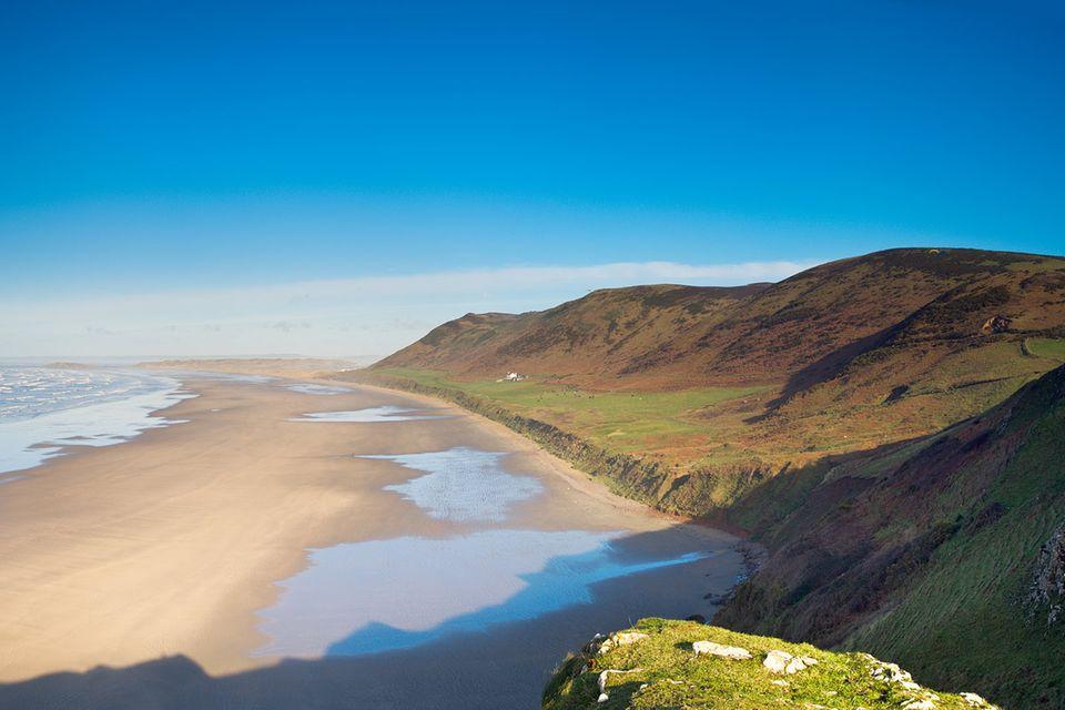 Großbritanniens Westen: Reiseerlebnis Wales