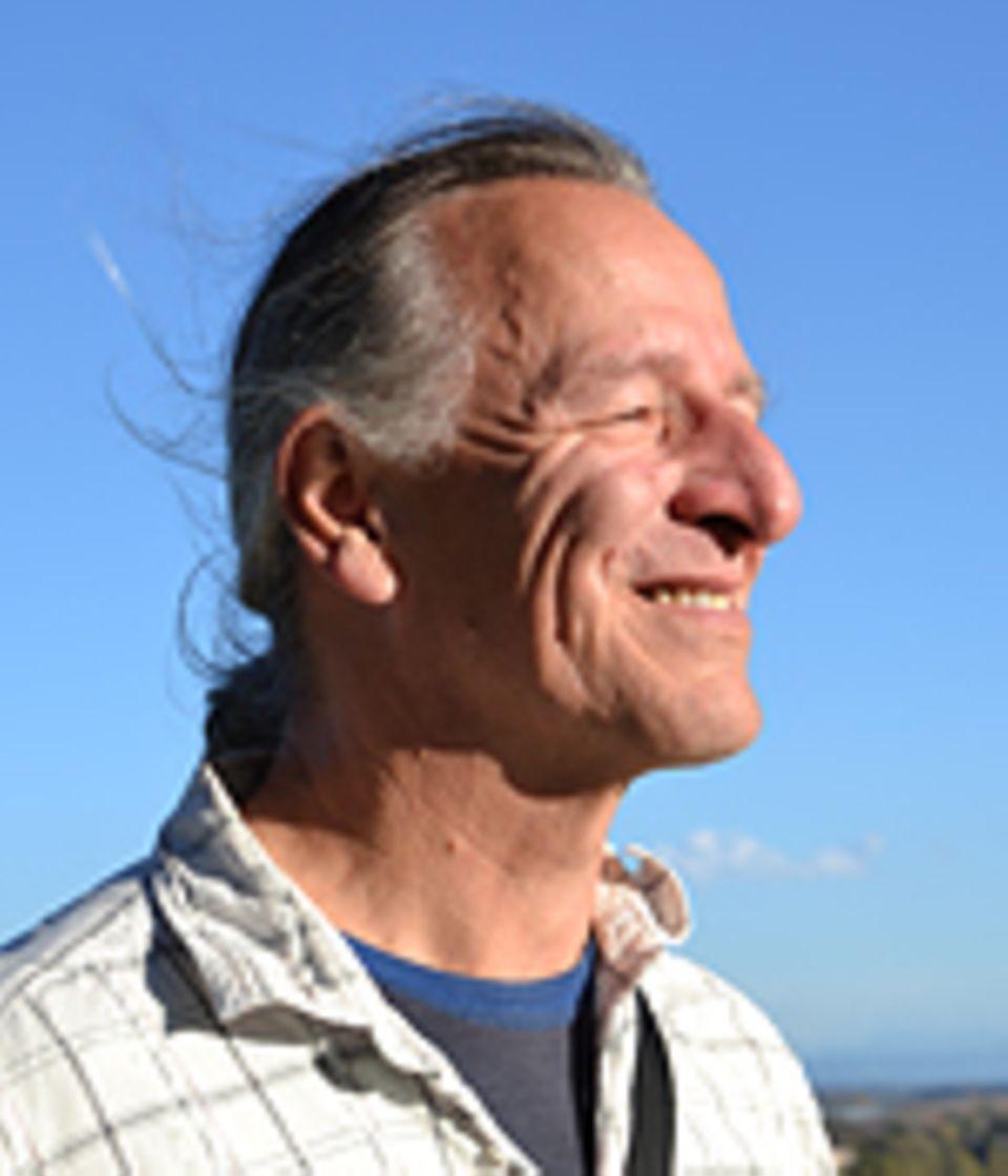 """Naturcoaching: """"Den inneren Prozess unterstützen"""": Naturcoach Andreas Hösl"""