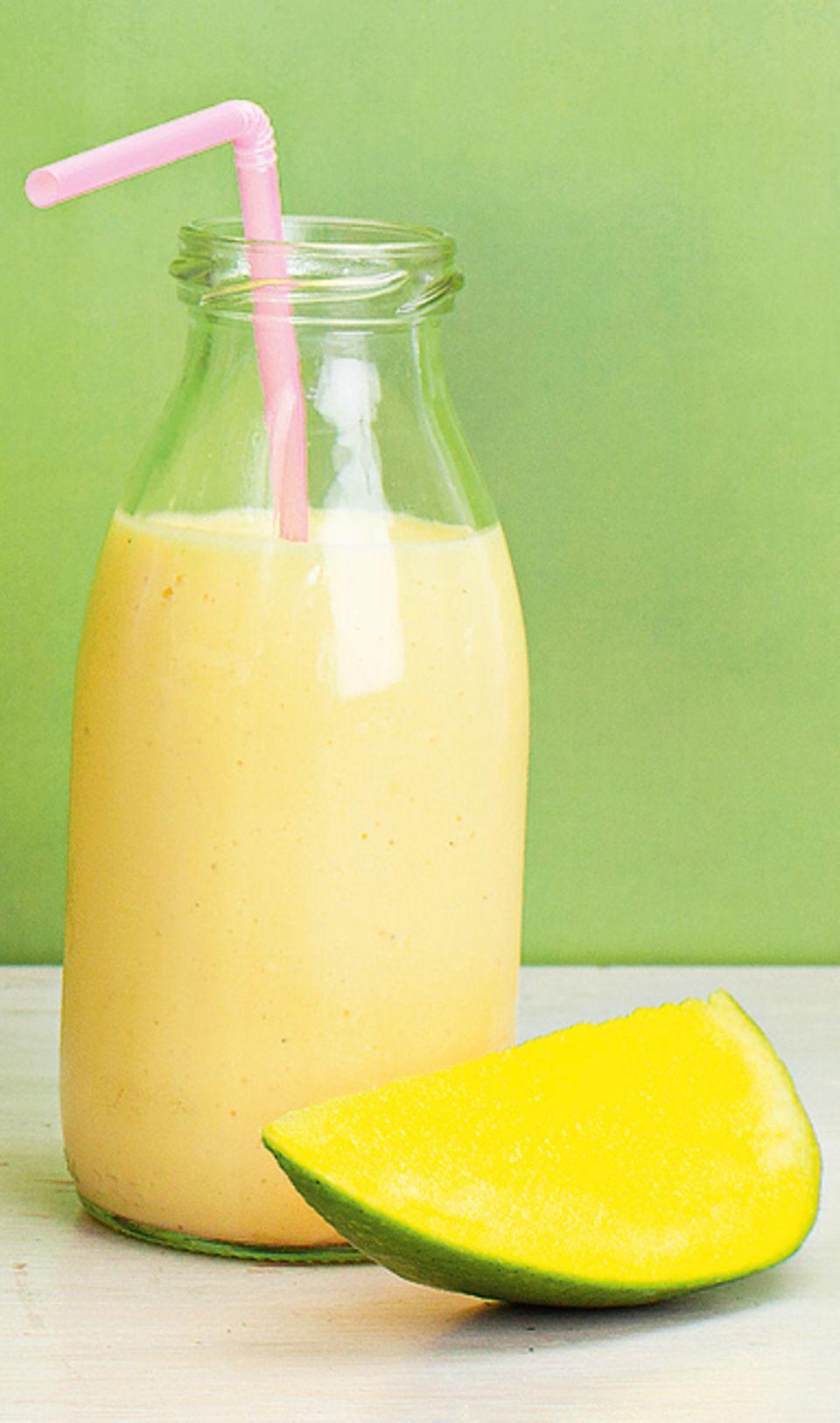 Milchshakes: Milchshake-Rezepte