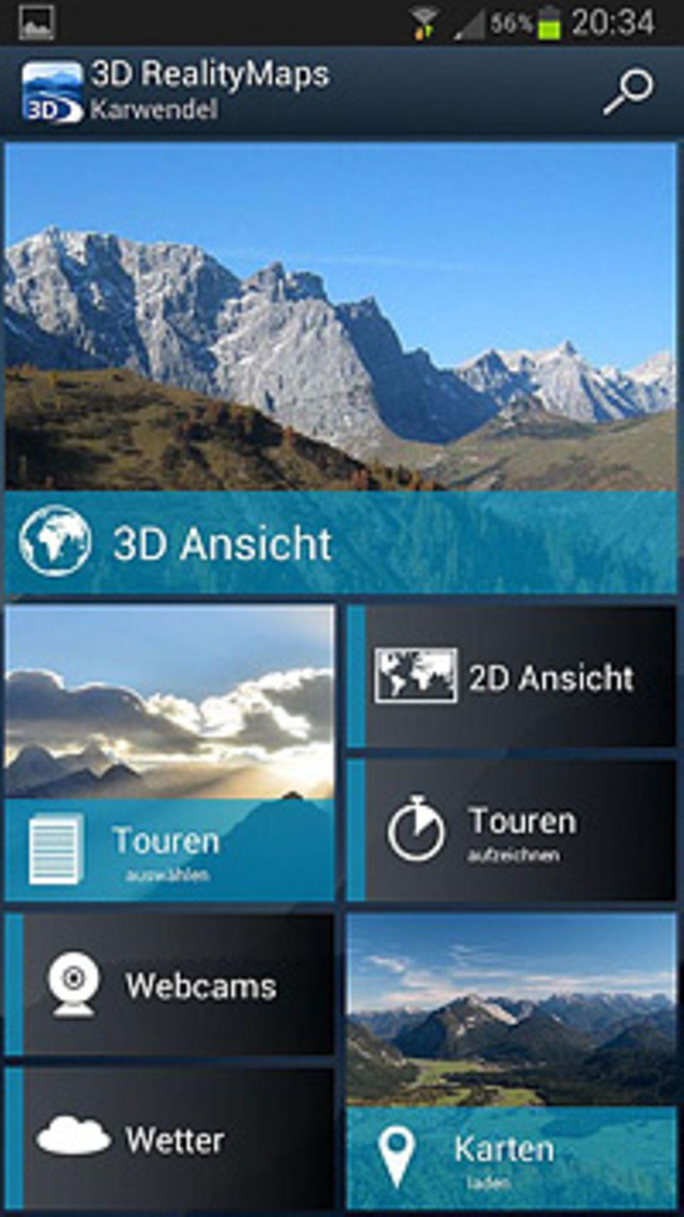 Kennt 50 Routen in den schönsten Alpenregionen