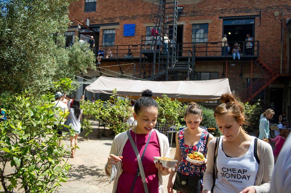 Südafrika: Sonntags (10–15 Uhr) ist Market on Main: Hier gibt es Selbstgekochtes und Design von lokalen Händlern www.marketonmain.co.za