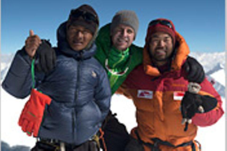 Interview: Das Himalaya-Experiment