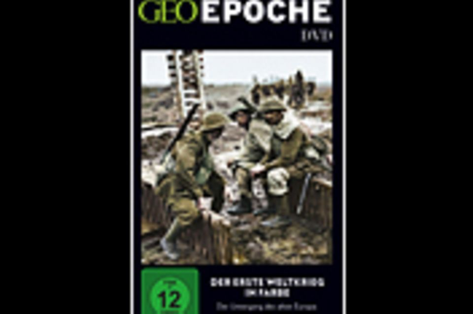 DVD: Der Erste Weltkrieg in Farbe