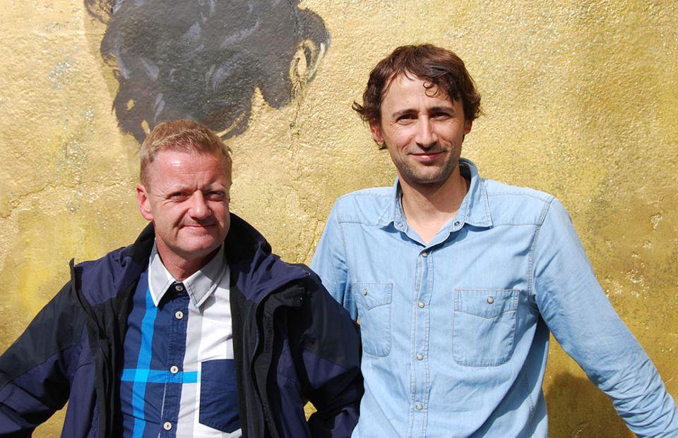 Städtetrip: John Nation und Rob Dean von Where the Wall kennen jede Ecke in Bristol und geben Tipps für einen perfekten Tag in ihrer Stadt