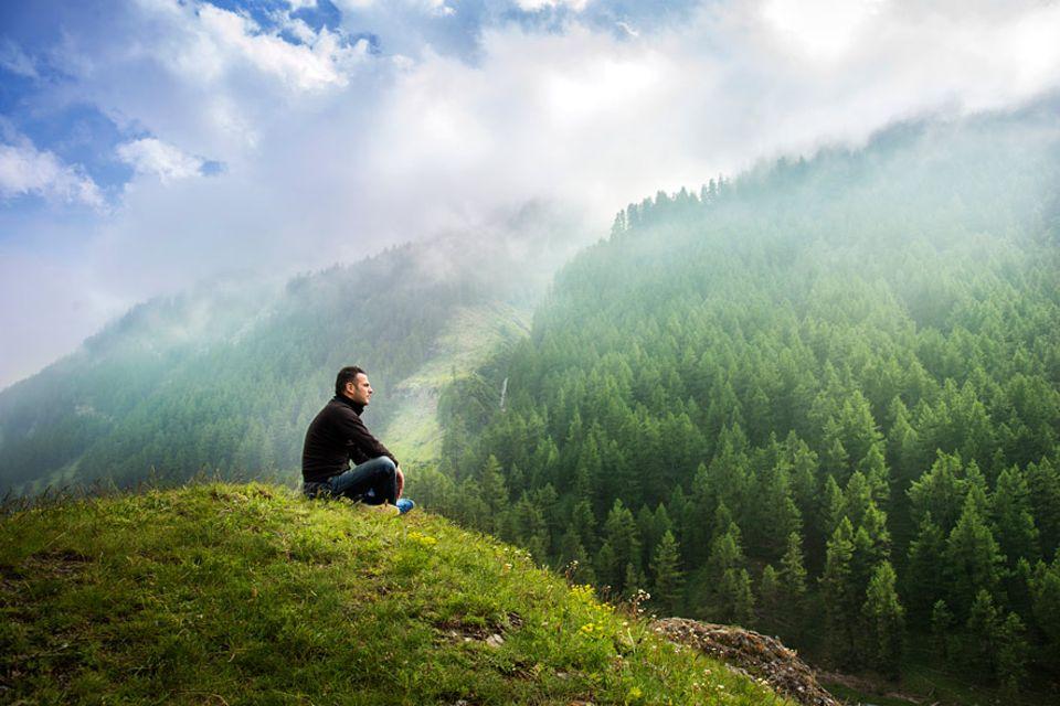 Psychologie und Nachhaltigkeit: In sich hineinhorchen, sich auf das Wesentliche konzentrieren: Alternativen zu Stress und Konsum gibt es viele