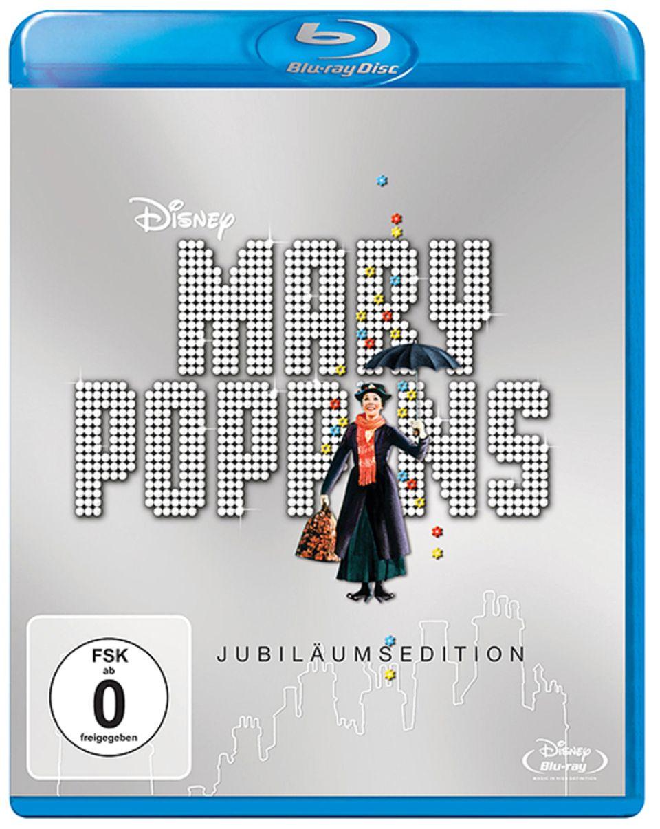 Filmtipp: Ab jetzt kommt Mary Poppins auch auf Blu-ray zu euch nach Hause