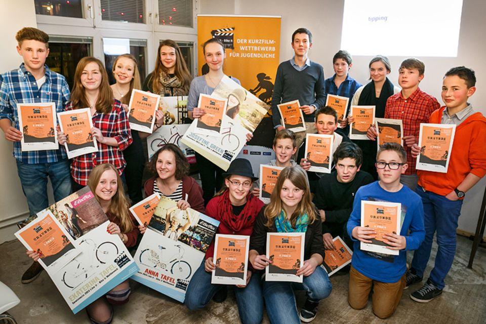 Jugendfilmwettbewerb: Das sind die acht glücklichen Gewinnerteams