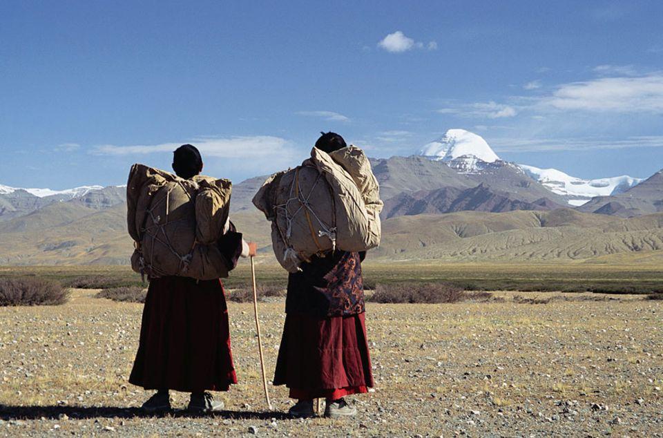 Interview: Die Umrundung des Kailash gilt als eine der wichtigsten Pilgerreisen im Leben der Tibeter