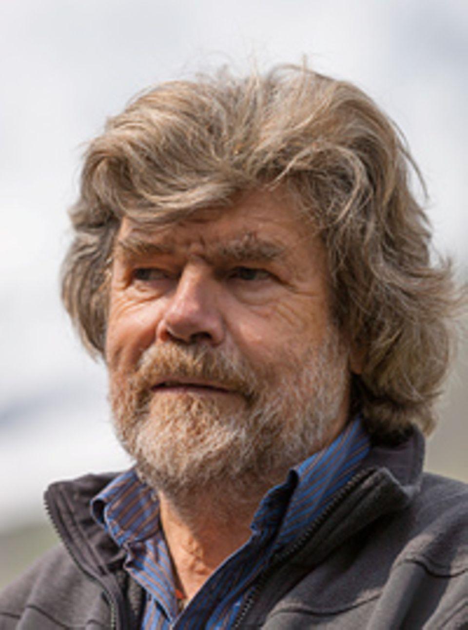 Interview: Bergsteiger Reinhold Messner hat den Kailash aus Respekt bis heute nicht erklommen