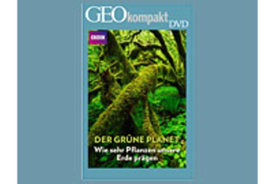 Pflanzen: GEOkompakt-DVD: Der grüne Planet