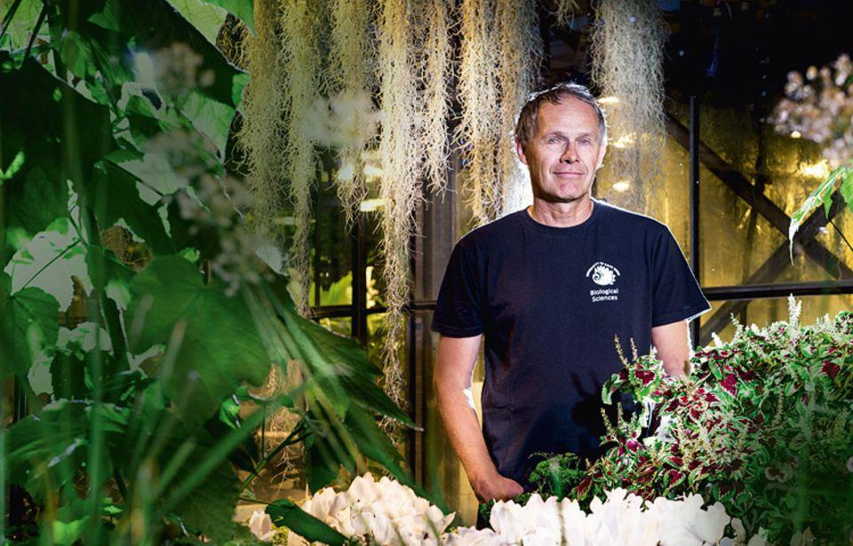 Pflanzen: Norbert Jürgens ist einer der renommiertesten deutschen Botaniker. Er lehrt an der Universität Hamburg zu den Themen Biodiversität, Evolution sowie Ökologie der Pflanzen und erforscht unter anderem die Auswirkungen des globalen Klimawandels auf die Artenvielfalt der Gewächse