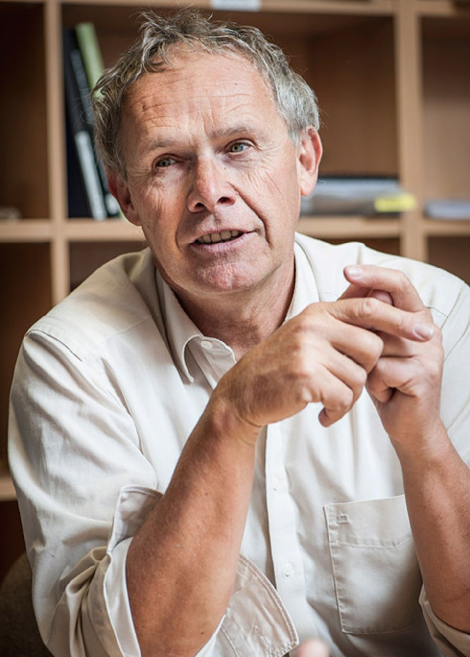 Pflanzen: Jedes Gewächs, so Jürgens, steht für die evolutionäre Lösung eines Problems