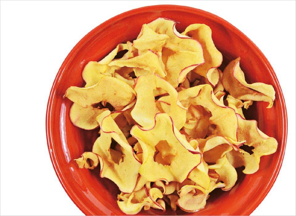 Rezept: Wer es lieber süß mag, sollte diese Chips probieren