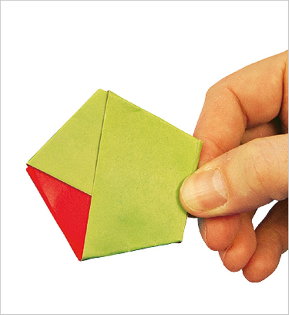 Mathematik: Ganz schön kompliziert diese Fünfecke