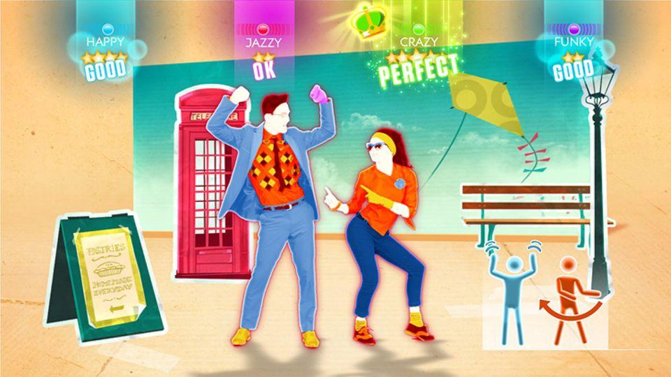 Spieletest: Abwechslungsreiche Choreographien, witzige Avatare und haufenweise Hits garantieren echten Partyspaß