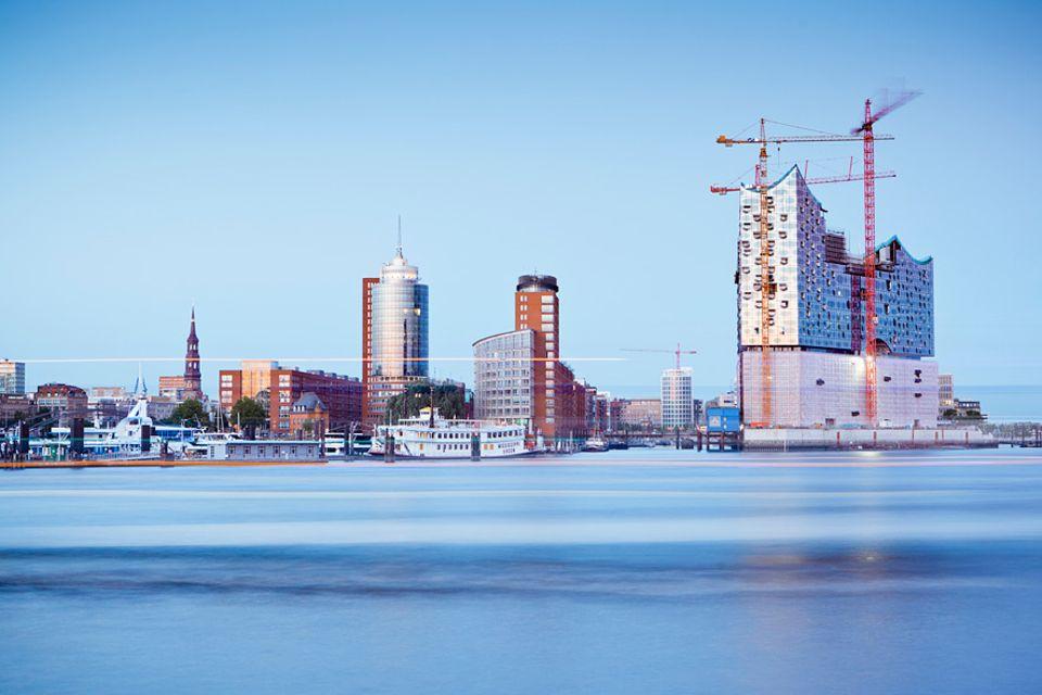 Hamburg: Die Hansestadt ist der Heimathafen der GEO-Gruppe, wir nehmen Sie mit an unsere Lieblingsplätze
