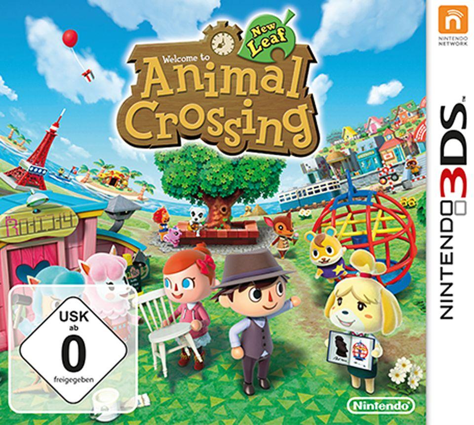 Spieletest: So sieht es aus - Animal Crossing: New Leaf