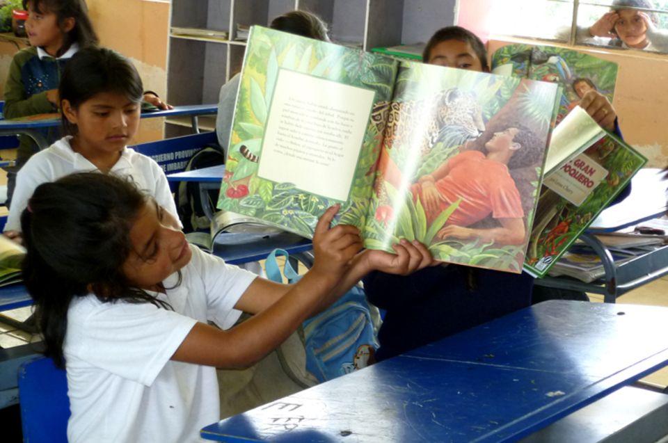 Educación ambiental para niños, jóvenes y adultos