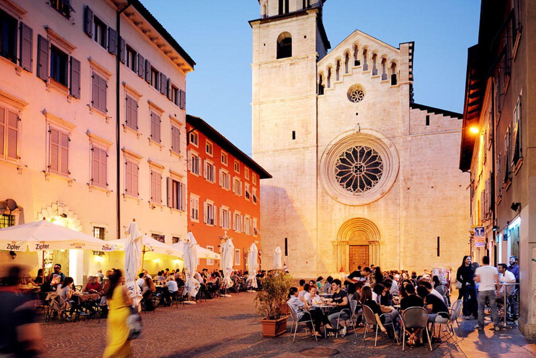 Städtetrip: Die Via Verdi gilt als Szeneviertel mit ihren vielen kleinen Bars und Cafés