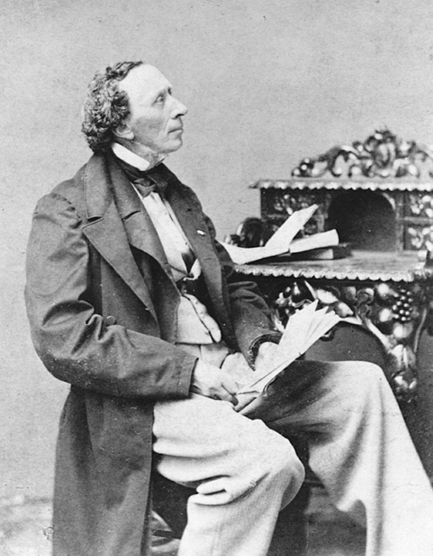Weltveränderer: Hans Christian Andersen arbeitete sich vom armen Jungen zum erfolgreichen Autoren hoch