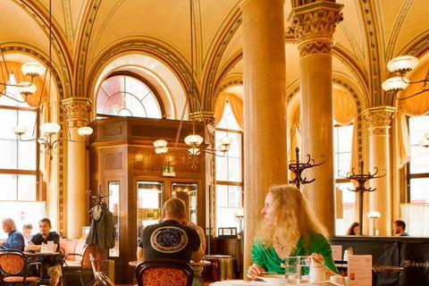 Städtetrip: Wien - Kaffeegenuss im Weltkulturerbe