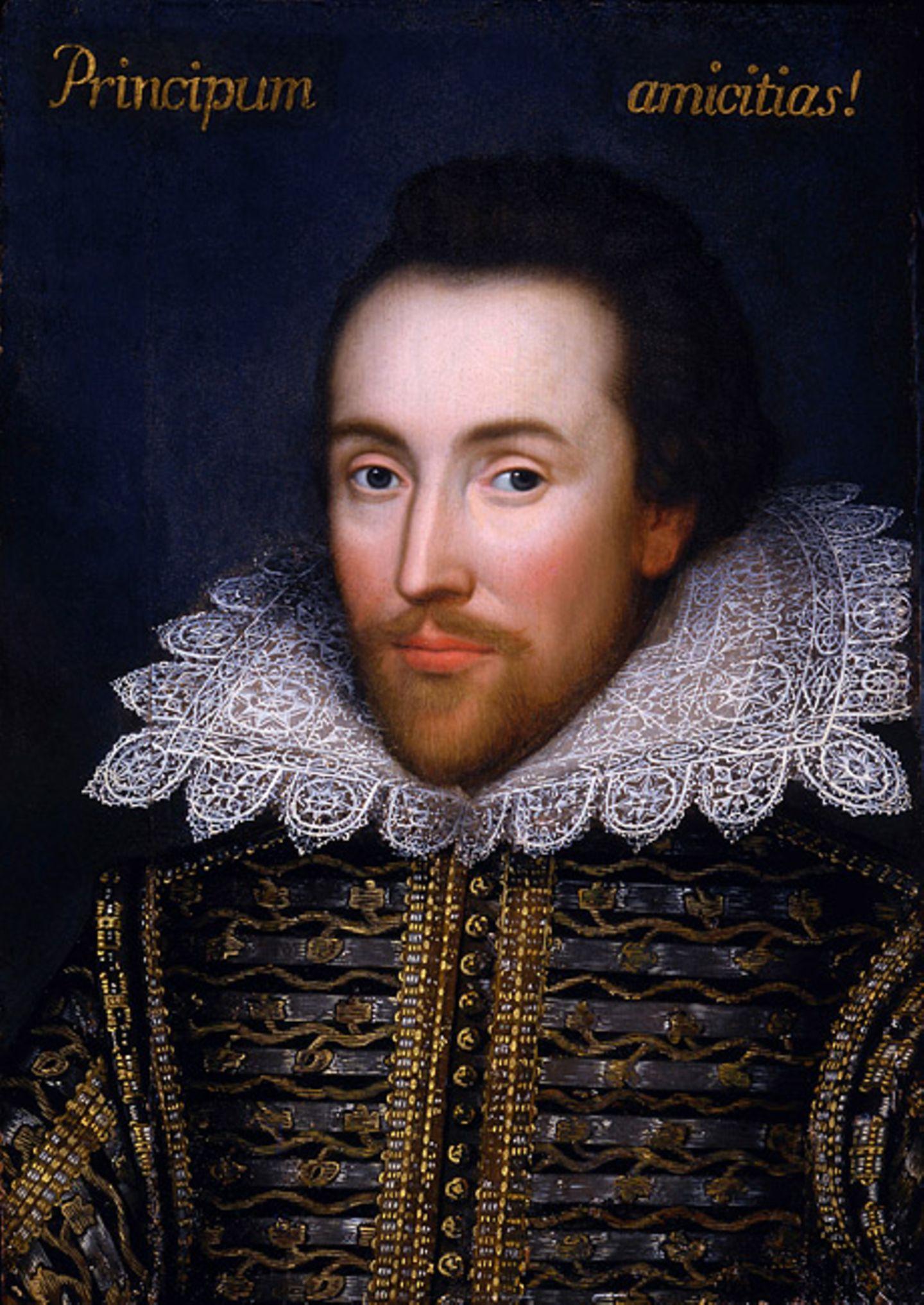 Weltveränderer: Der 23. April, Shakespeares Geburtstag, ist der Welttag des Buches