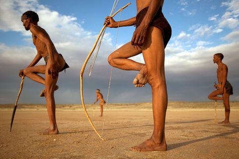 Botswana: Tourismus-Boykott soll indigenes Volk retten