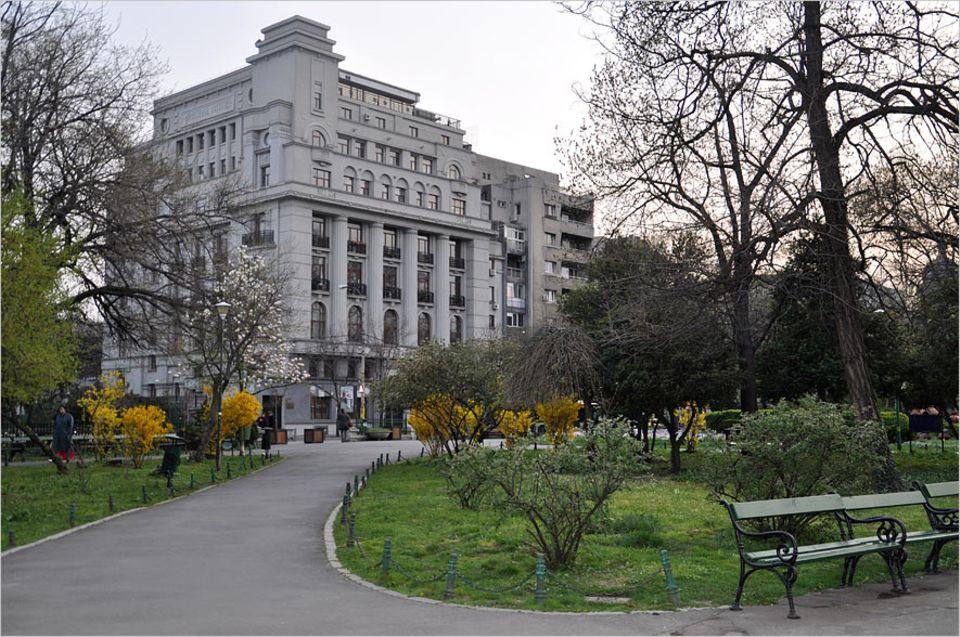 """Rumänien: Nicht selten wird Bukarest aufgrund seines Stils auch als """"Paris des Ostens"""" betitelt"""