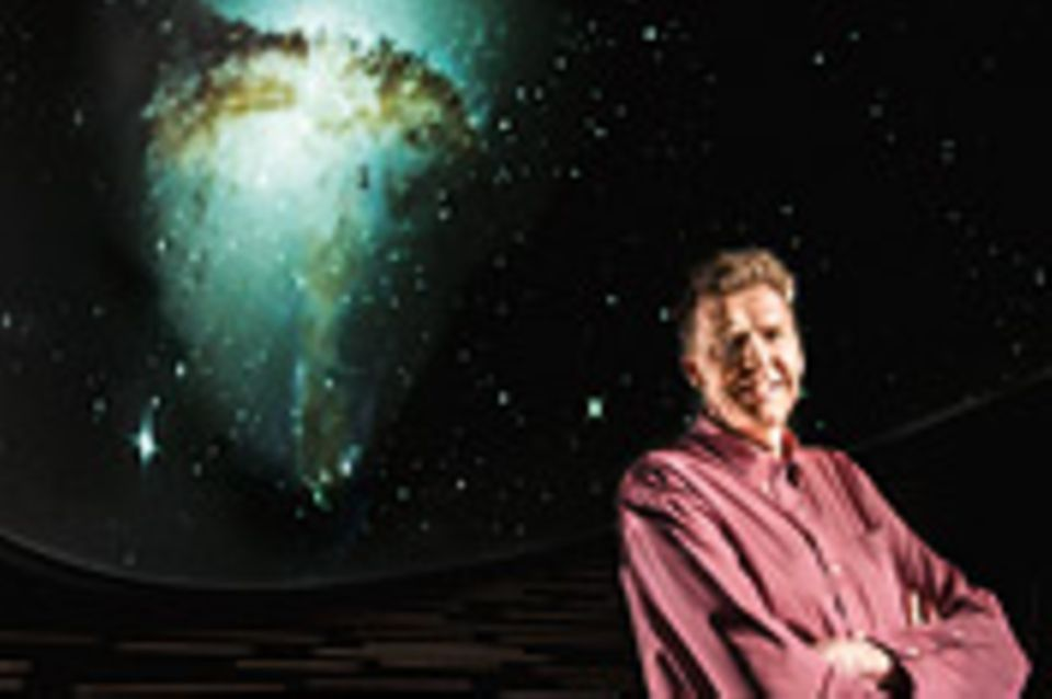 Milchstraße: Interview: Sind wir allein im All?