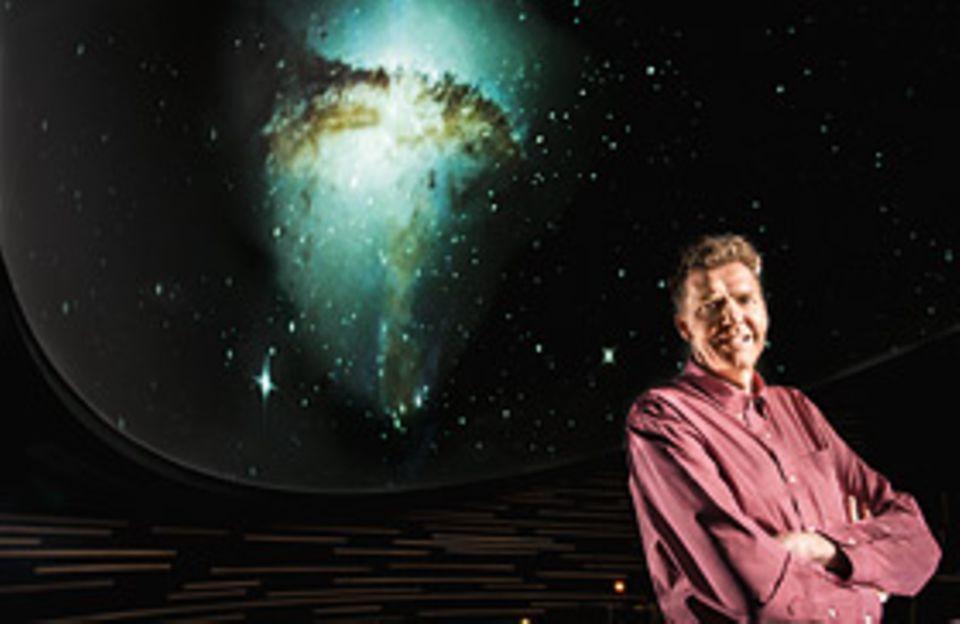 Milchstraße: Prof. Dr. Hans-Walter Rix ist Direktor am Max-Planck-Institut für Astronomie in Heidelberg und einer der renommiertesten deutschen Erforscher der Milchstraße
