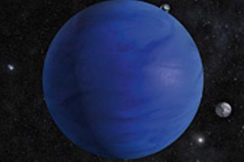 Milchstraße: Leseprobe: Auf der Suche nach der zweiten Erde