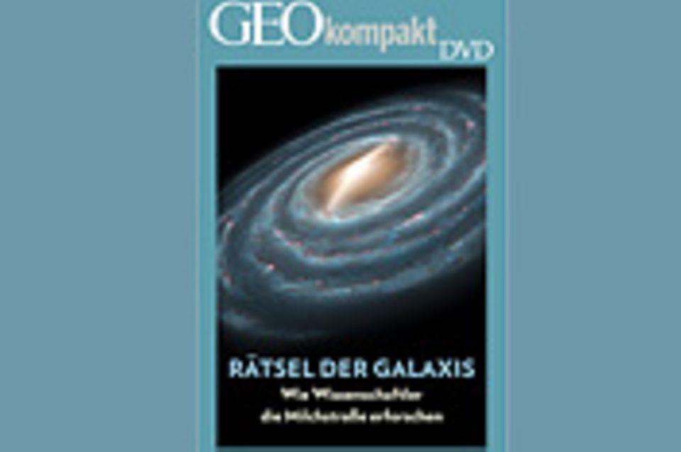 Milchstraße: GEOkompakt-DVD: Rätsel der Galaxis