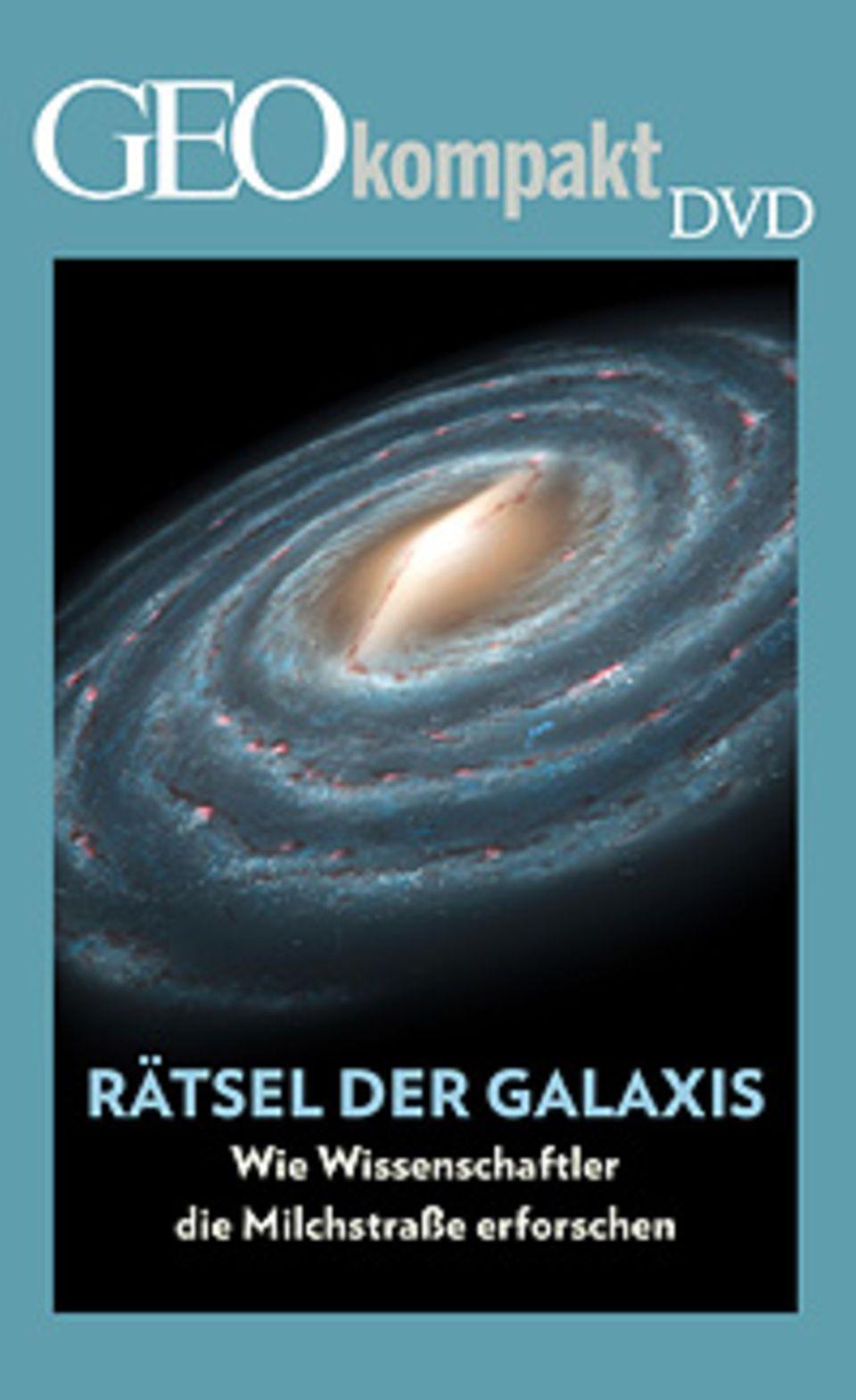 """Milchstraße: GEOkompakt Nr. 39 """"Die Milchstraße"""" ist auch mit DVD erhältlich"""
