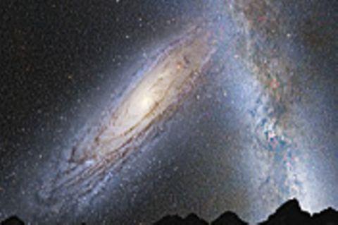 Milchstraße: Leseprobe: Das große Finale