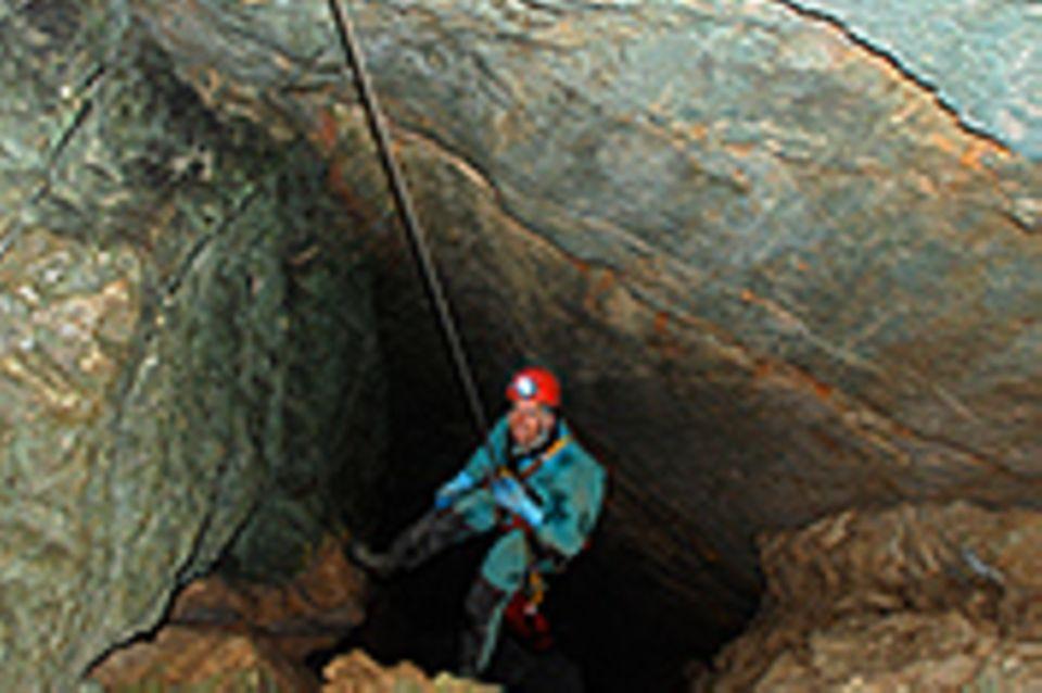 Höhlendrama: Interview: Das Drama in der Höhle