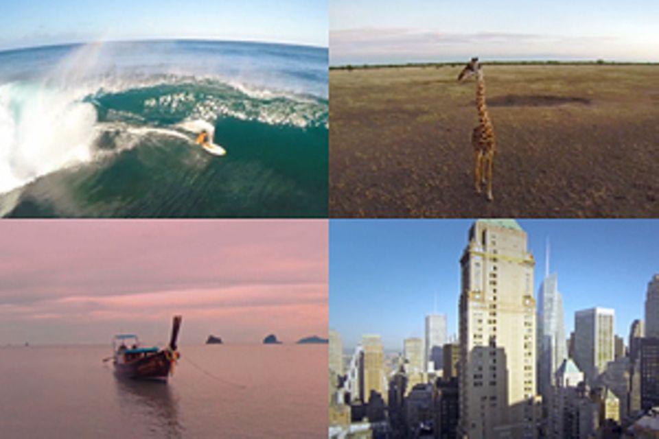 Travel by Drone: Wenn die Drohne Urlaub macht