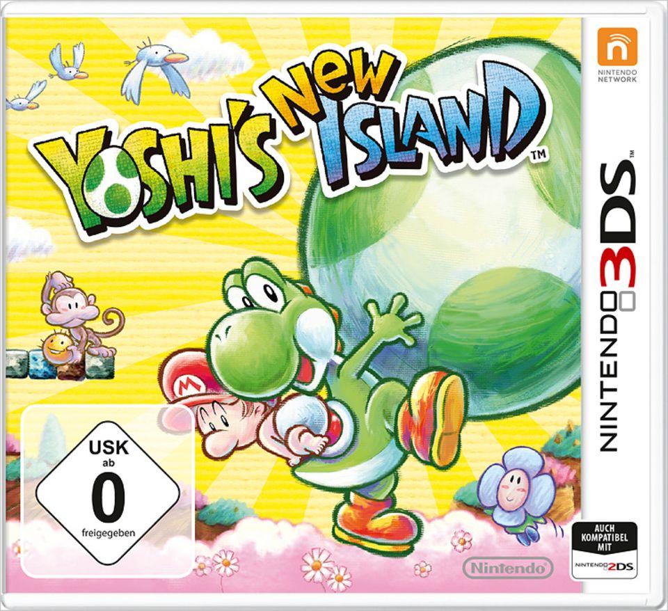 Spieltipp: So sieht Yoshis bunte Welt aus