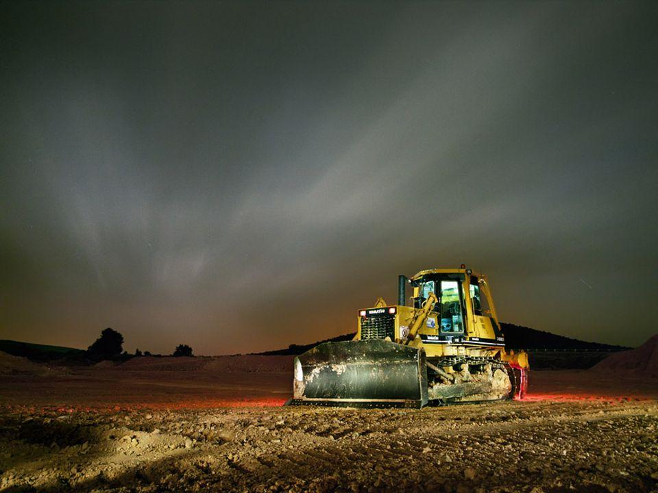 Flächenverbrauch: Er müsste ab dem 20. Juni 2014 stillstehen, wollte Deutschland das 30-Hektar-Ziel einhalten