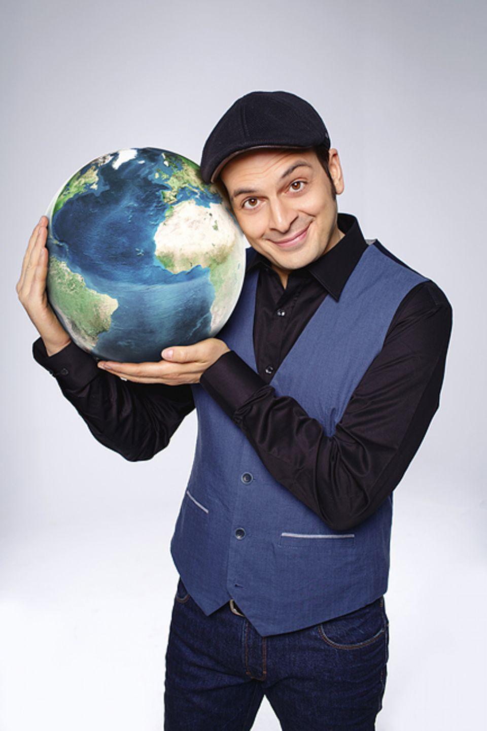 Interview: Der gebürtige Türke geht bald wieder auf Tour