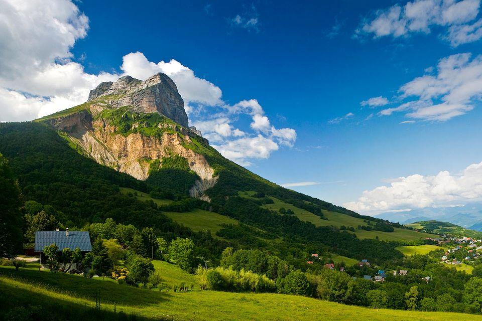 Frankreich: Naturpark Chartreuse: Wandern und Schnaps