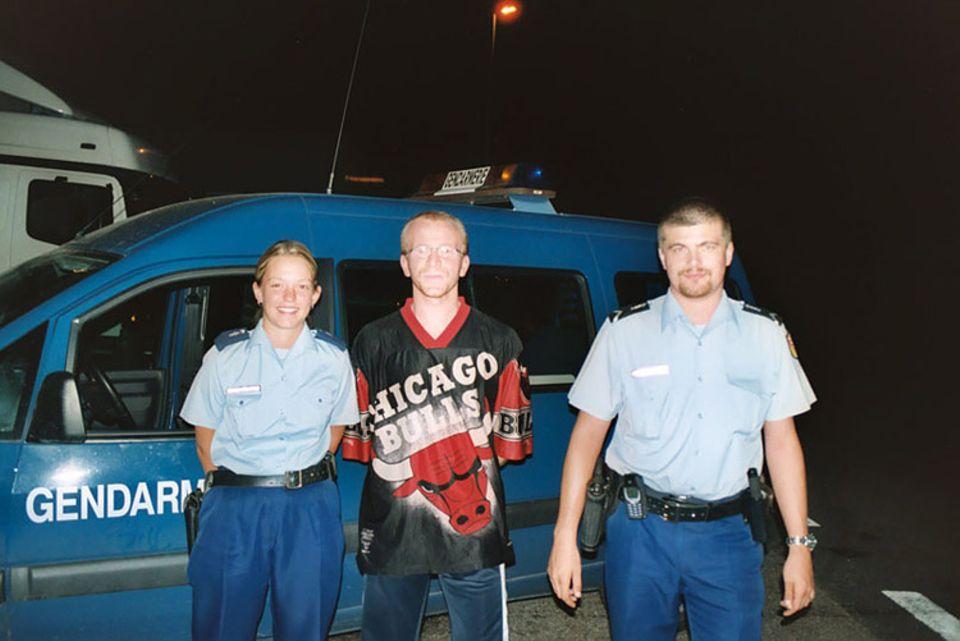 Beruf: Festnahmen übernimmt in der Regel die Polizei