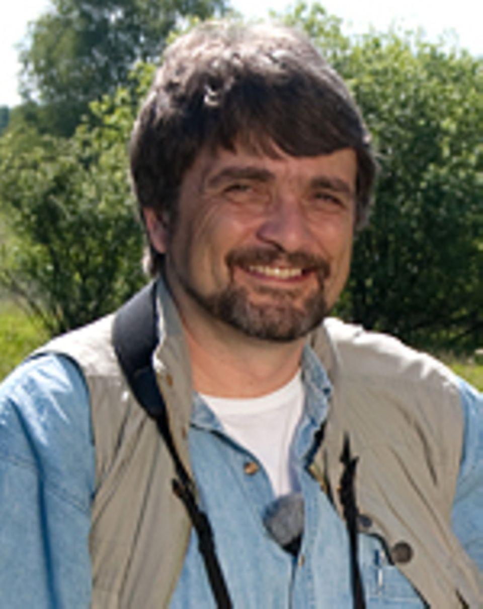 Interview: Dr. Kai Frobel ist Artenschutzreferent beim BUND Naturschutz in Bayern