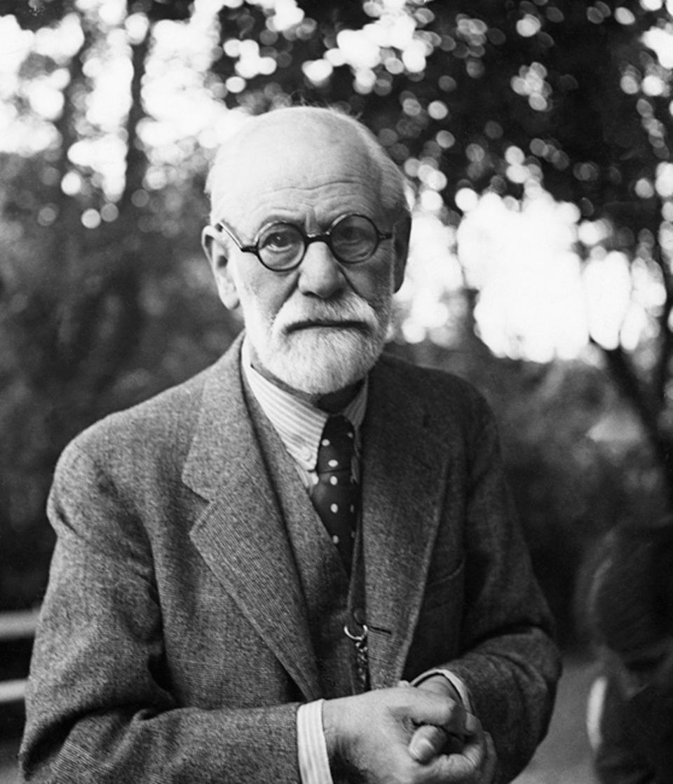 Weltveränderer: Sigmund Freud legte den Grundstein für die Psychoanalyse