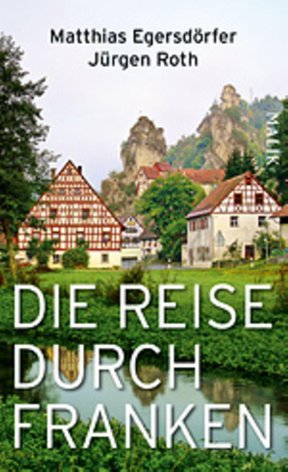 """Interview: Das Buch """"Die Reise durch Franken"""" ist frisch beim Piper Verlag erschienen"""