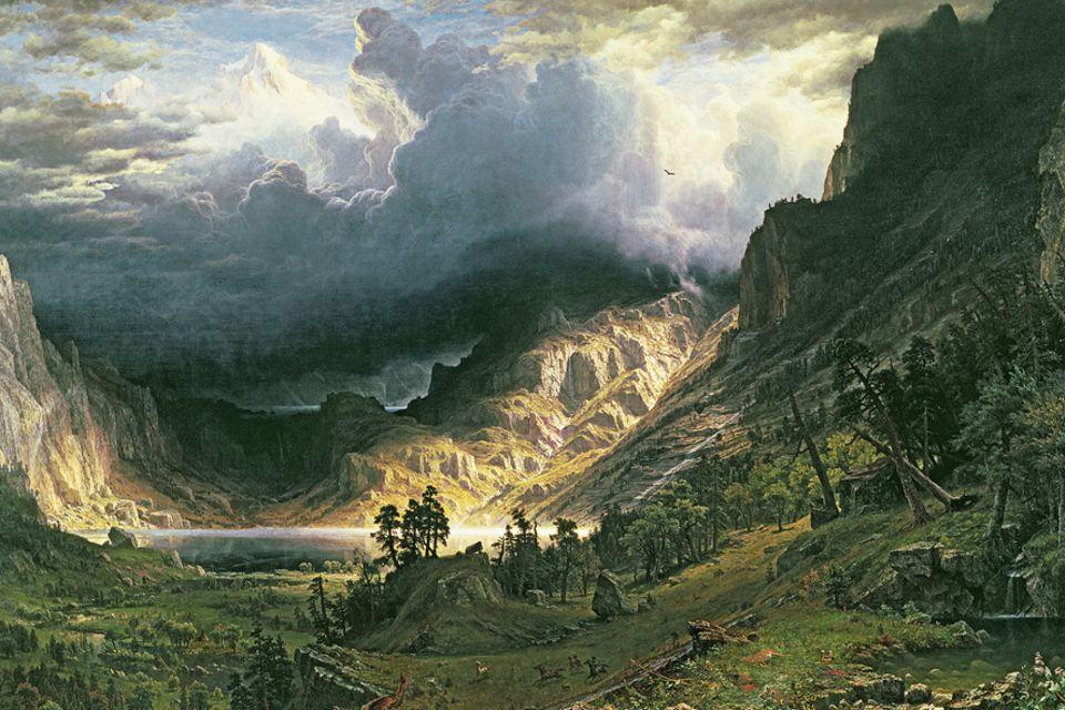 Trapper - 1803-1840: Mount Rosalie in den Rocky Mountains: In den Flüssen des Gebirges erbeuten die Fallensteller wertvolle Biberpelze