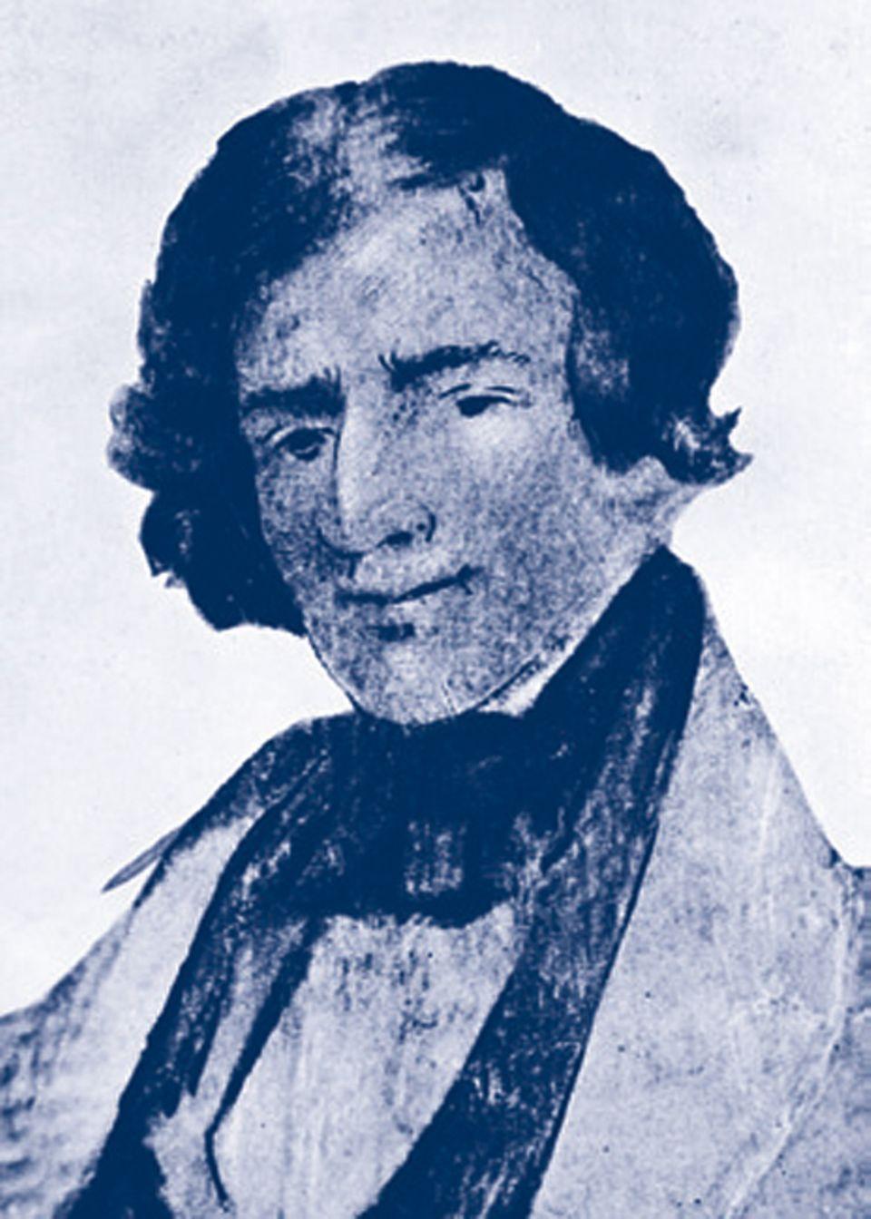 Trapper - 1803-1840: Jedediah Smith ist einer der erfolgreichsten Trapper, der Fallensteller im Wilden Westen